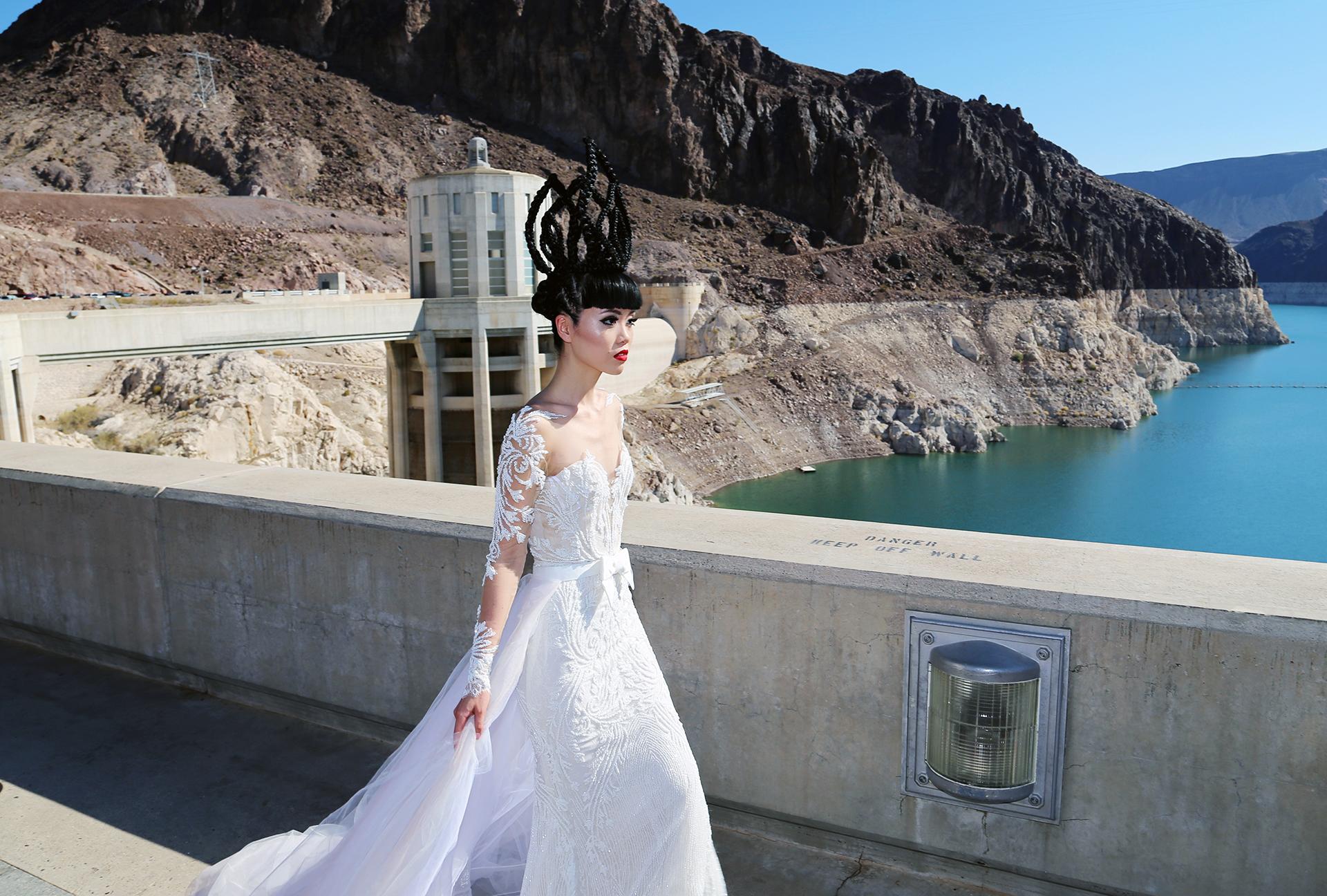 Emmanuel haute couture penang wedding dresses bridal gowns designer cloth - Emmanuel haute couture ...